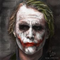 joker by landycakep