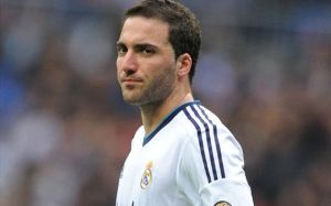 Higuain: I have decided to leave Madrid by talha122
