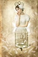 The Cage of Contemplation by Capricuario