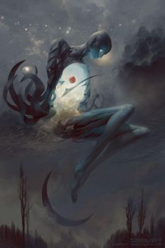 Yesod by PeteMohrbacher