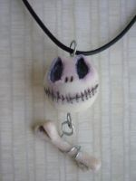 Skelly necklace 2 by SoDarkSoCute