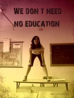 No Education by Here-is-MaryLou