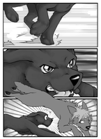 VOH page 1 by dog-san