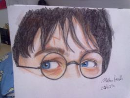 Harry Potter by Piseds-M