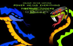 Colour is nothing, Power is... by Adder24