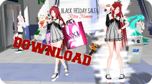 .:BLACK FRIDAY SALE!:. Ritsu Namine DOWNLOAD by RinXNeruXD