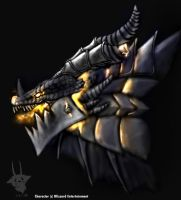 World of warcraft: Deathwing by DEATH-BY-CHEESE