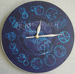 Gallifreyan Timepiece by CrimsonReach