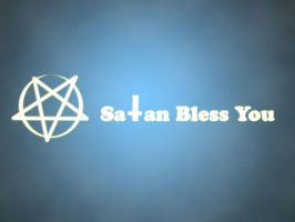 Satan Bless You by tayzar44