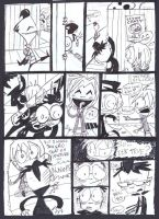 Shitty comic - ''Urgly TRUTH!'' by KnockPainter by Z-A-D-R