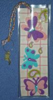 Home Sweet Home Bookmark by Dreamerzina