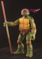 Andy Kuhn style Donatello by plasticplayhouse