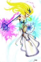 Janna Colored by Noctume