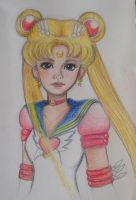 Eternal Sailor Moon by mollay
