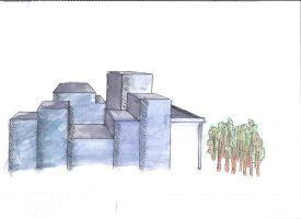 some building practice with watercolor by joshbeames