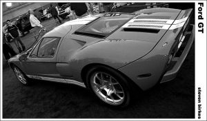 Ford GT by twistedtechnolog