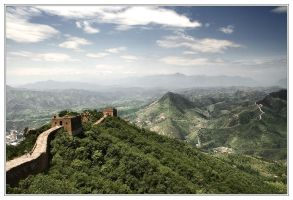 From the great wall by Gentio