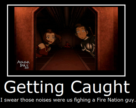 Avatar-Getting Caught by MasterOf4Elements