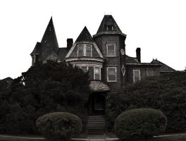 Addams House Front by AddamsPhoto