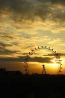 London Eye by alchemistFox