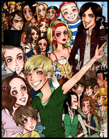 Peter Pan 2007 by danielly