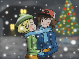 Winter Smiles by Rindiny