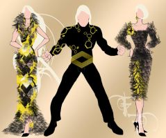 Stingers Red Carpet Fashion by Furyian