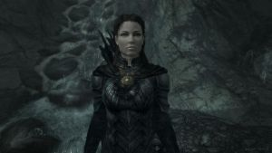 Daughter of Skyrim IX by Solace-Grace