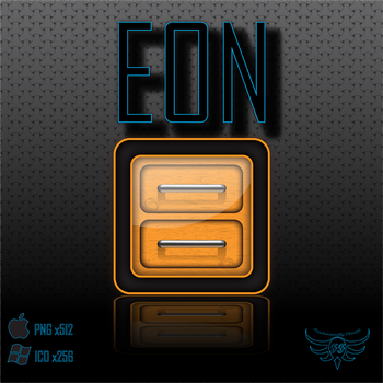 EON Windows Explorer Icon by Fundamentally-Flawed