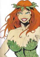 Poison Ivy by ccootttt