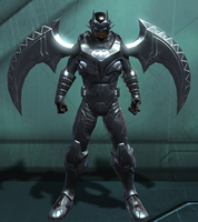 Batwing (DC Universe Online) by Macgyver75