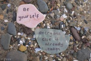 Be Yourself by Rhiallom