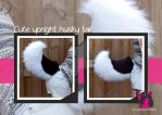 Husky tail - commission by FurryFursuitMaker