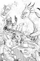 Tea Party by Dragonfangz