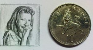 Ten Pence Picture by christina-0o
