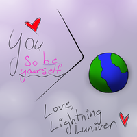 This represents your worth by LightningLuniver