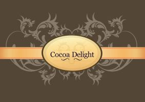 Cocoa Delight Logo by D-Harv