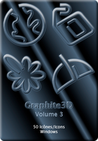 Graphite3D, Volume 3 - Windows by mulletrobz