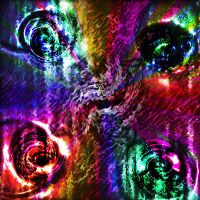 Color Explosion - 15Abstracts by PlasmaXwisp
