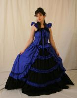 The Victorian Lady 8 by MajesticStock