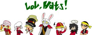Lol, hats by s0s2