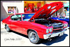 SS Chevelle by StallionDesigns