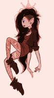 Marceline Drawing by Kipkila