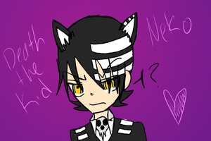 .:Neko Kid-kun:. by Adventure-Is-Life