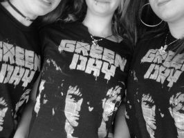 green day shirts by carchieee