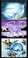 ACEO Pokemon by Luacia