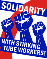 Tube Strike Support by Party9999999