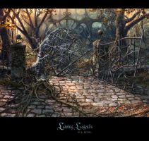 broken gate by VityaR83