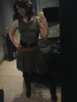 River Song  cosplay part 1 by konoha-leafsprite