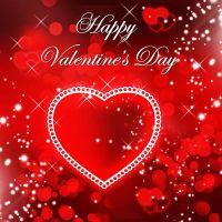 Happy Valentine wallpaper free (1) by designtreasure
